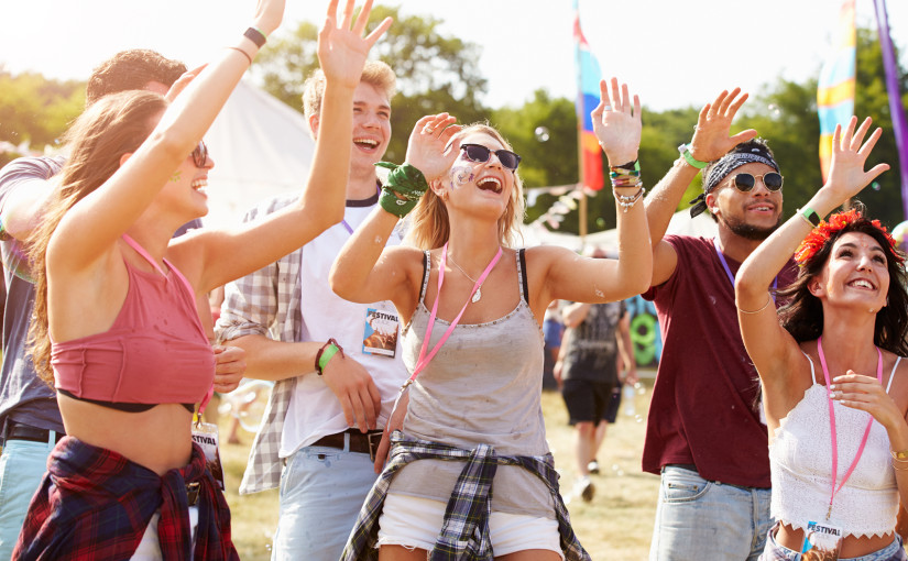 How much waste is really produced at UK music festivals?