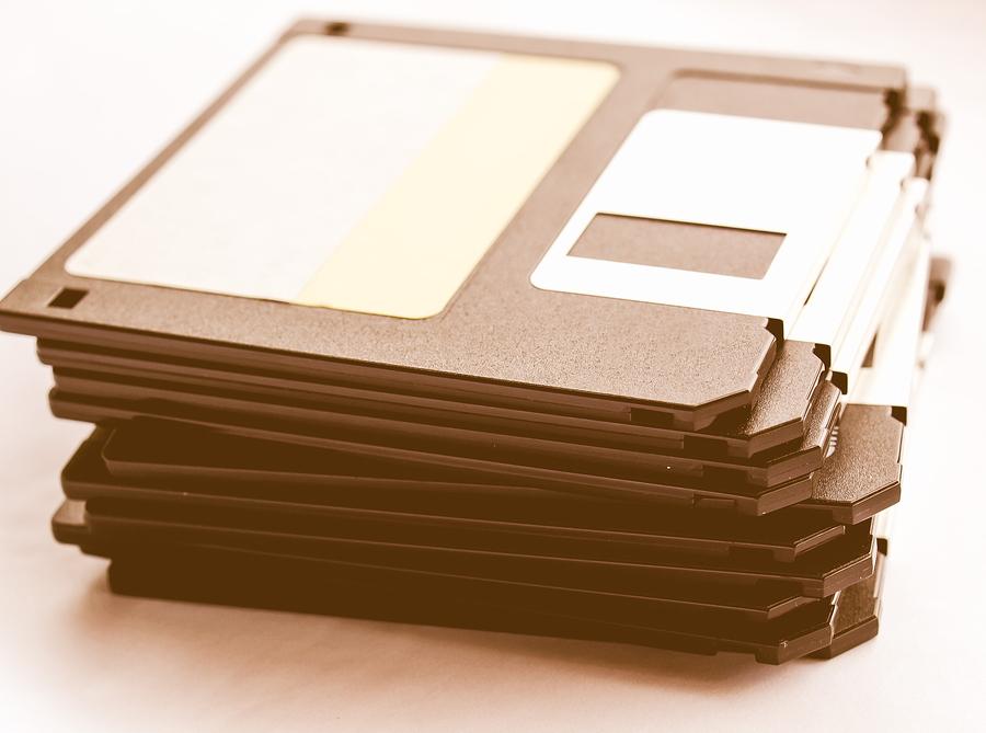 Floppy Disk Vintage
