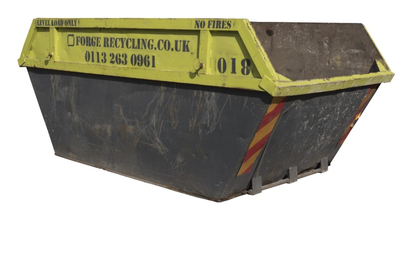 9 ways to cut the cost of skip hire