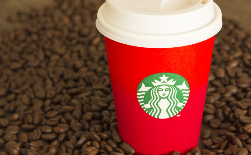 Avoid the red cups and go green this Christmas