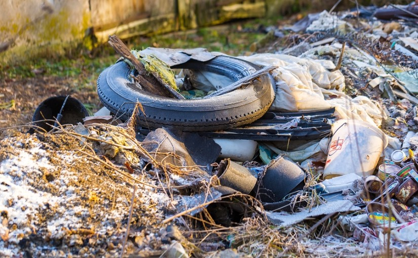 Fly tipping costs £1.2m since 2010