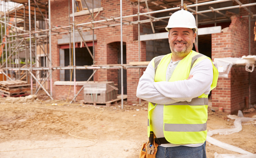 5 tasks to complete before starting building work