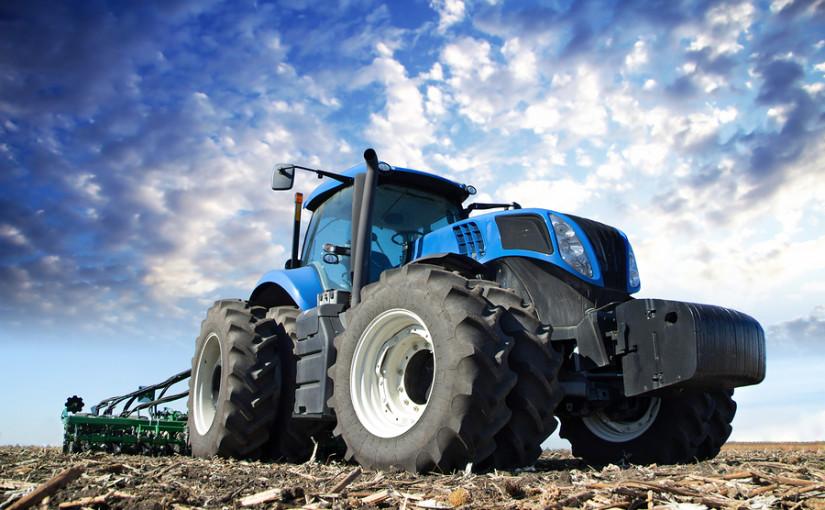 Farmer blocks fly tipper