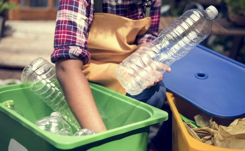 Five ways to improve your recycling at home