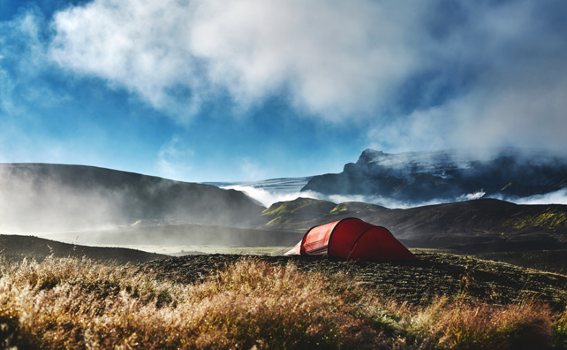 Camping tips for a green holiday
