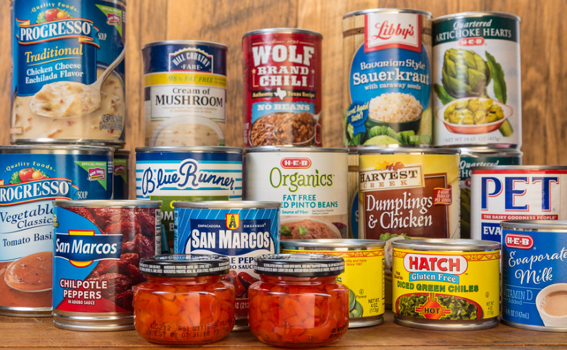 How to find and give to your local food bank