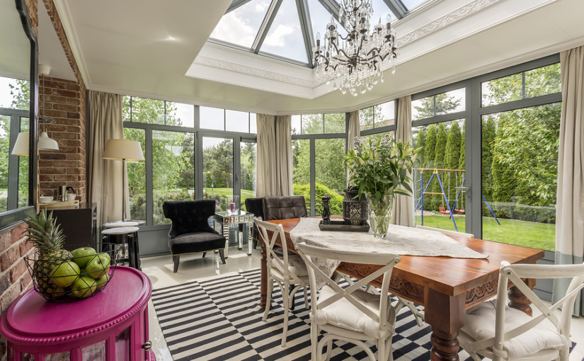 What to think about when planning a conservatory