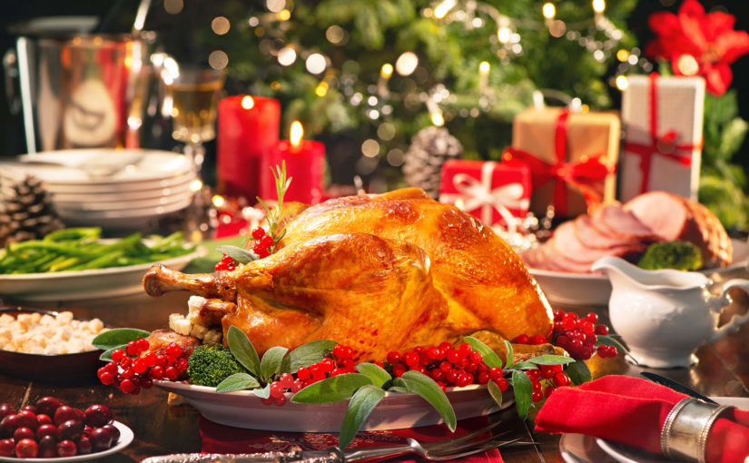 Top tips for an environmentally friendly Christmas dinner