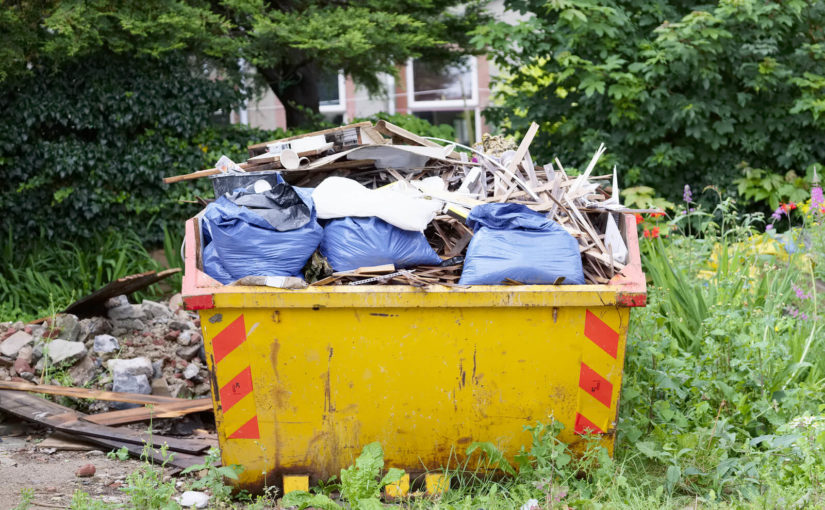 When's the best time to hire a skip?