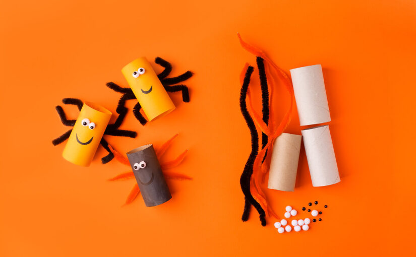 How to have an environmentally-friendly Halloween