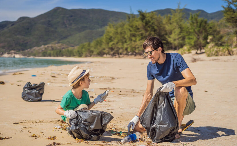 Everything You Need to Know About The Great British Beach Clean-Up 2021